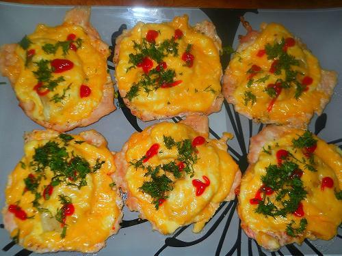 Грудки куриные с ананасом фото рецепт